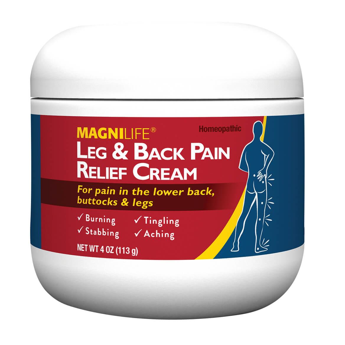 Leg & Back Pain Relief Cream-369978