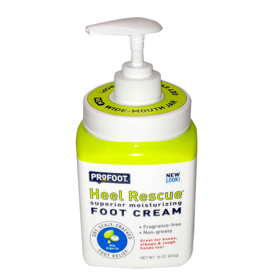 Heel Rescue Cream 16oz-370048