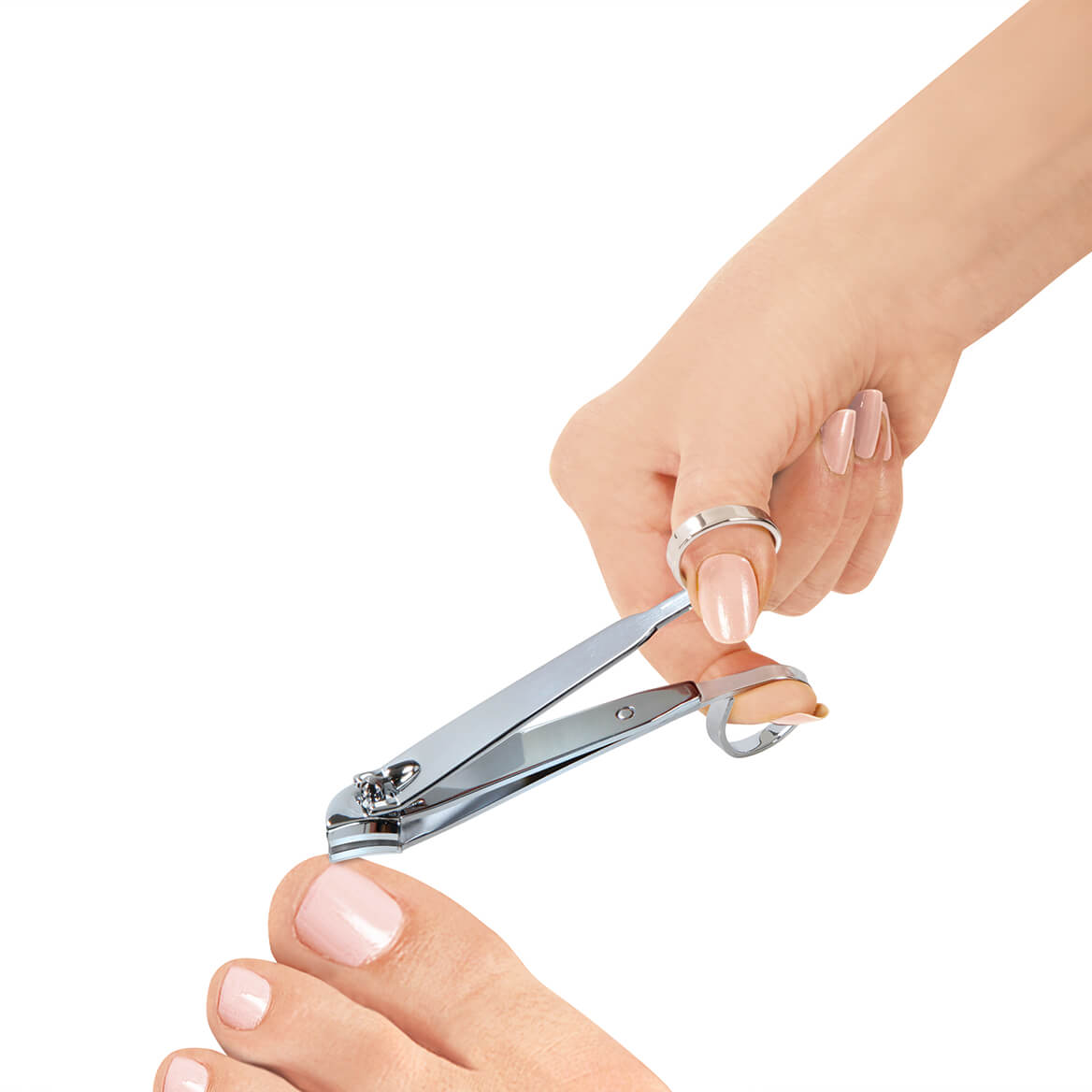 EZ Grip Side Cut Toenail Clippers-370150