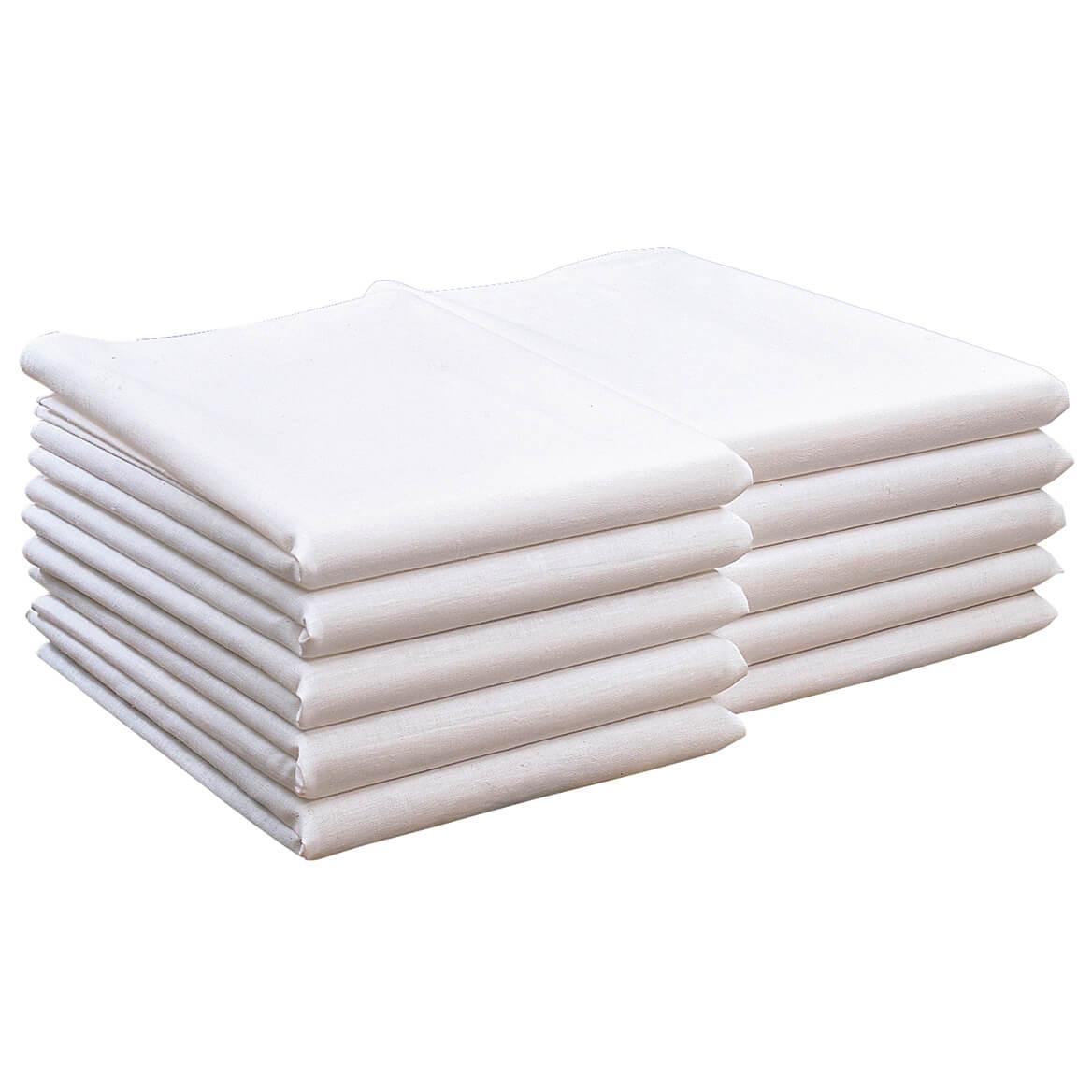 Jumbo Flour Sack Towels S/5-370152