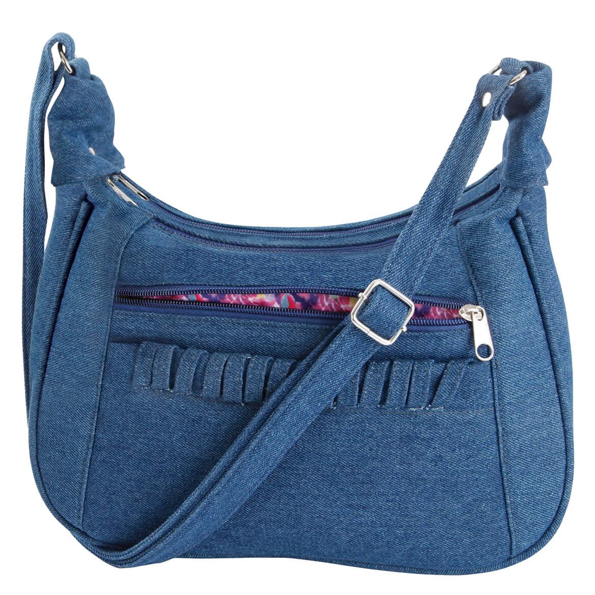 Denim Hobo Bag-371337